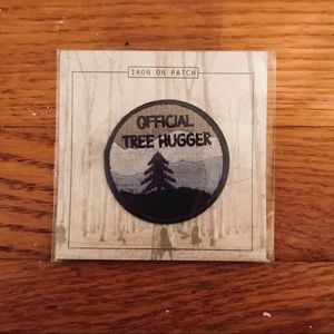Accessories - Tree Hugger Patch